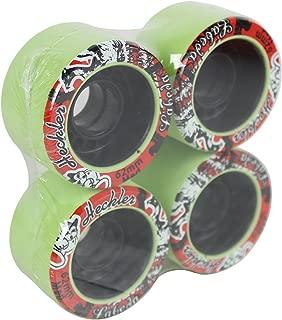 Labeda Quad Wheels Speed Jam Derby Roller Skate Heckler Medium Slim 62mm 4-Pack