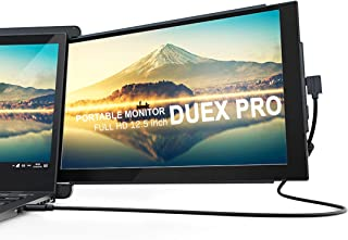 Mobile Pixels Duex Pro - Upgraded 2.0 Portable Monitor for Laptops - 12.5