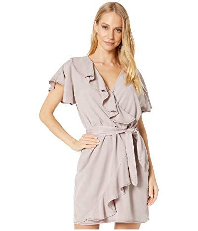 Young Fabulous & Broke Monika Dress (Pale Mauve) Women
