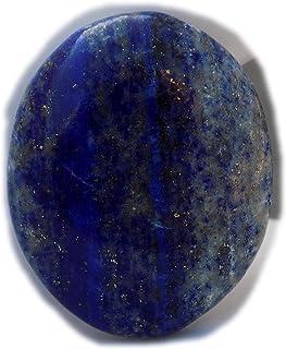 The Best Jewellery Lapis Lazuli cabochon, 35Ct Lapis Lazuli Gemstone, Oval Shape Cabochon For Jewelry Making (26x21x7mm) S...