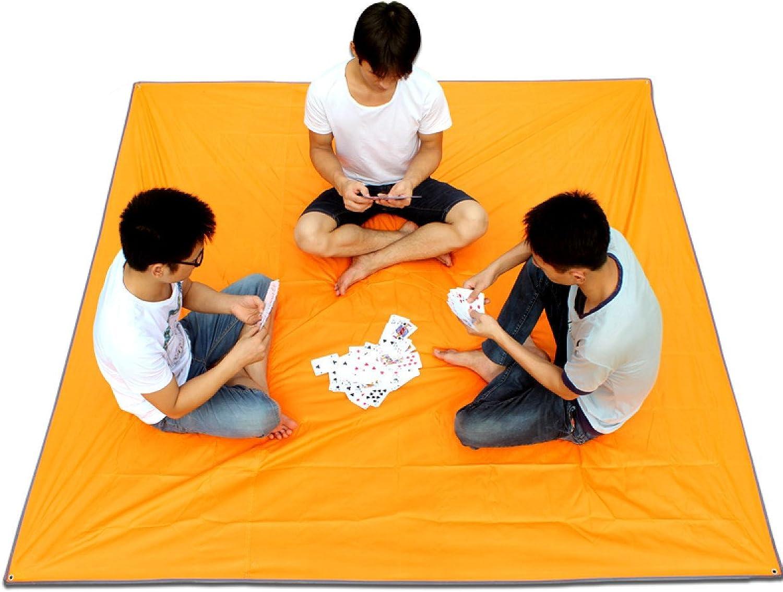 Outdoor Waterproof Thick Moistureproof Picnic Mat Beach Blanket Tent Carpet 200  200cm,C200200cm