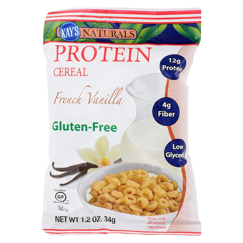Kay'S Naturals Cereal Hi free Prot Fr 5 ☆ very popular Oz Van Gf Case_6 1.2