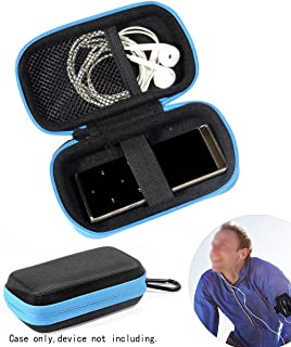MP3 Player Case for AGPTEK A01T, A02, A20, A20BS, UQ, B03, C3 Rocker V2; Iyzer 16GB, Grtdhx 16GB, Wrcibo 8GB, Dansrue, Niusute, Hommie H2, Sony NWE395, Evistr 8GB, Apple iPod Nano, Eleston, Bassplay