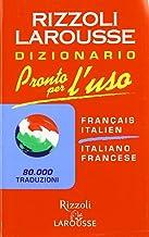 Pronto per l'uso. Dizionario italiano-francese, francese-italiano