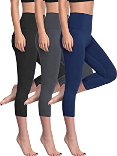 High Waist Yoga legggings,Tummy Control, Workout Pants with Pockets for Womens