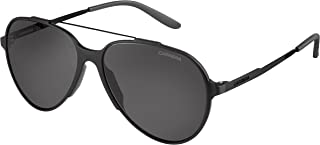 Carrera 118/S GTN Matte Black The Sprint 118S Pilot Sunglasses Lens Category 3