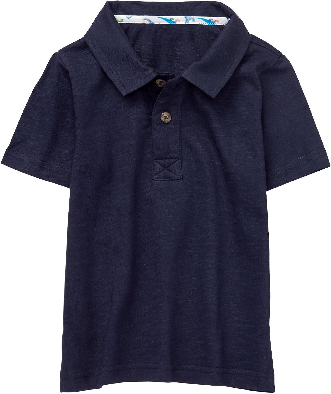 Gymboree Boys' Short Sleeve Polo Shirt