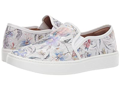 Sofft Somers (White Multi Floral Lace Print) Women