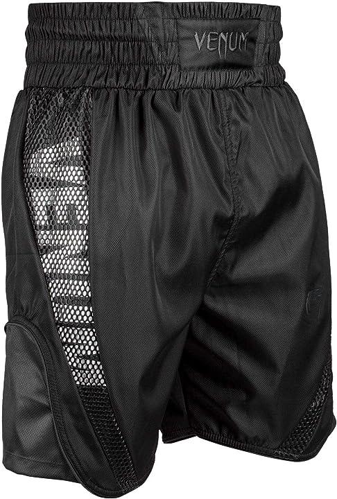 Pantaloncini boxe venum elite, parastinchi standup unisex adulto VENUM-03452-114-S