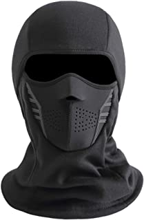 Winter Windproof Fleece Ski Mask Balaclava Headwear...
