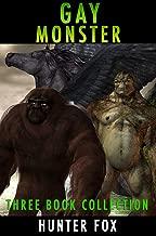 Gay Monster- Three Book Collection: (Rough Beast Homo Erotica)