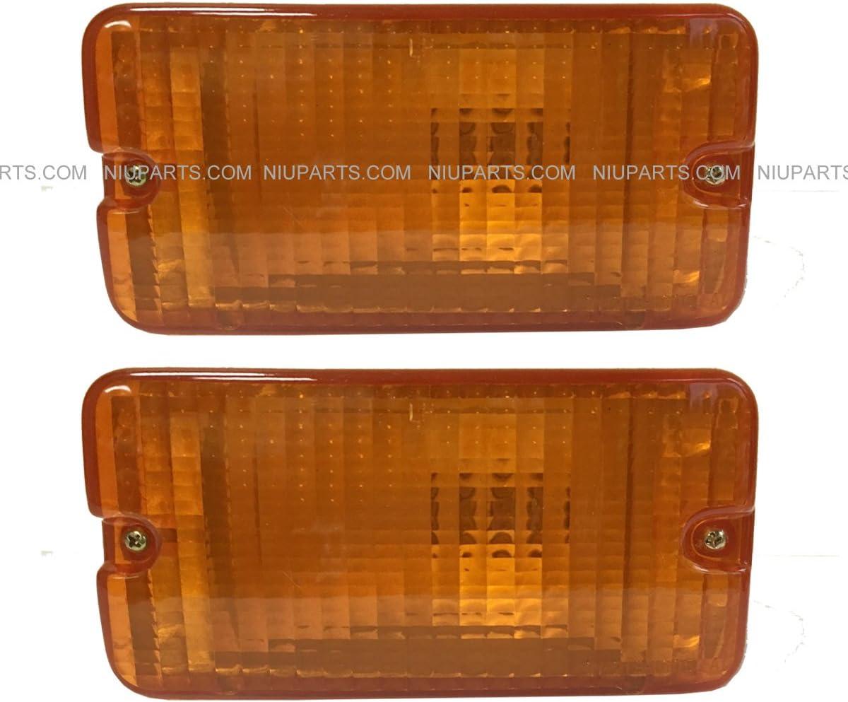 Fog Lamp - Driver Passenger Side SG33 Tampa Mall FB1817 half Fit: HINO FE2620