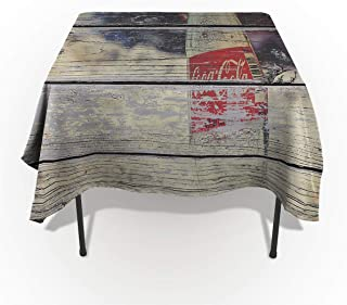 Best coca cola round tablecloth Reviews