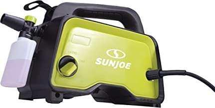 Sun Joe SPX202E 1450-Max PSI 1.45 GPM 1400-Watt Hand-Carry Electric Pressure Washer