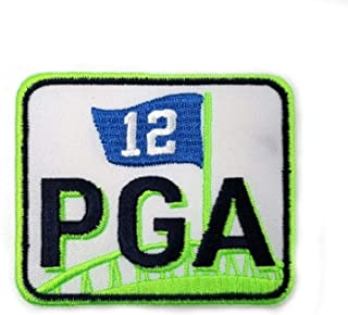 Paul Allen PGA Seattle Seahawks Memorial Jersey Patch