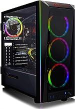 CLX SET Extreme Gaming PC, Liquid-Cooled AMD Ryzen 9 3900X 3.8GHz 12-Core, X570 ATX, GeForce RTX 2080 Ti 11GB, 32GB DDR4, 960GB SSD + 4TB HDD, WiFi, Black Mid-Tower RGB Fans+Edge Lighting, Win 10 Home