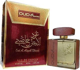 Ard Al Zafaran oud al abyad khasaty For Unisex 100ml - Eau de Parfum