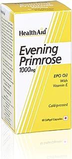 HealthAid Evening Primrose Oil 1000 mg - 60 Capsules
