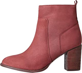 Amazon Brand - find. Heeled Leather, Women's Ankle boots