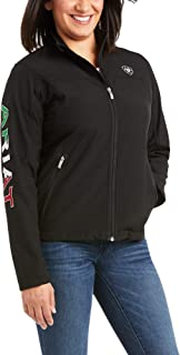 Women's Classic Team Softshell Mexico Water Resistant Jacket