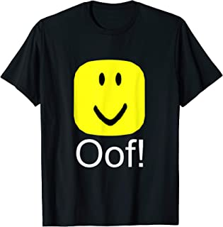 Oof Noob T-Shirt Funny Meme Shirt