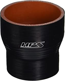 2-3//4  3-1//2 ID 3 Length 50 PSI Maximum Pressure HPS HTSR-275-350-BLK Silicone High Temperature 4-ply Reinforced Reducer Coupler Hose Black 3 Length 2-3//4  3-1//2 ID HPS Silicone Hoses