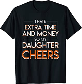 Cheerleading Parent Hate Extra Time Money So Daughter Cheers