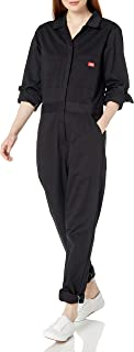 Dickies Women's Long Sleeve Cotton Twill Coverall