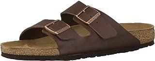 Birkenstock Australia Women's Arizona Sandals, Dark Brown, 39 EU