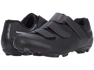 Shimano XC1 Cycling Shoe (Black) Men