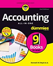 Accounting All-in-One For Dummies with Online Practice PDF