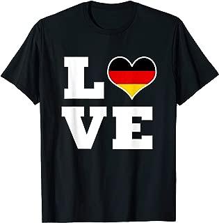 Best ich liebe deutschland t shirt Reviews