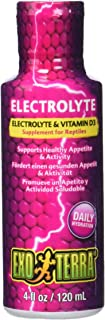 Exo Terra PT1993 Electrolyte Supplement, 4 oz