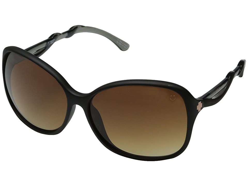 Spy Optic Fiona (Femme Fatale/Happy Bronze Fade) Sport Sunglasses