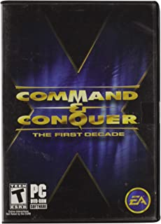Command and Conquer the First Decade