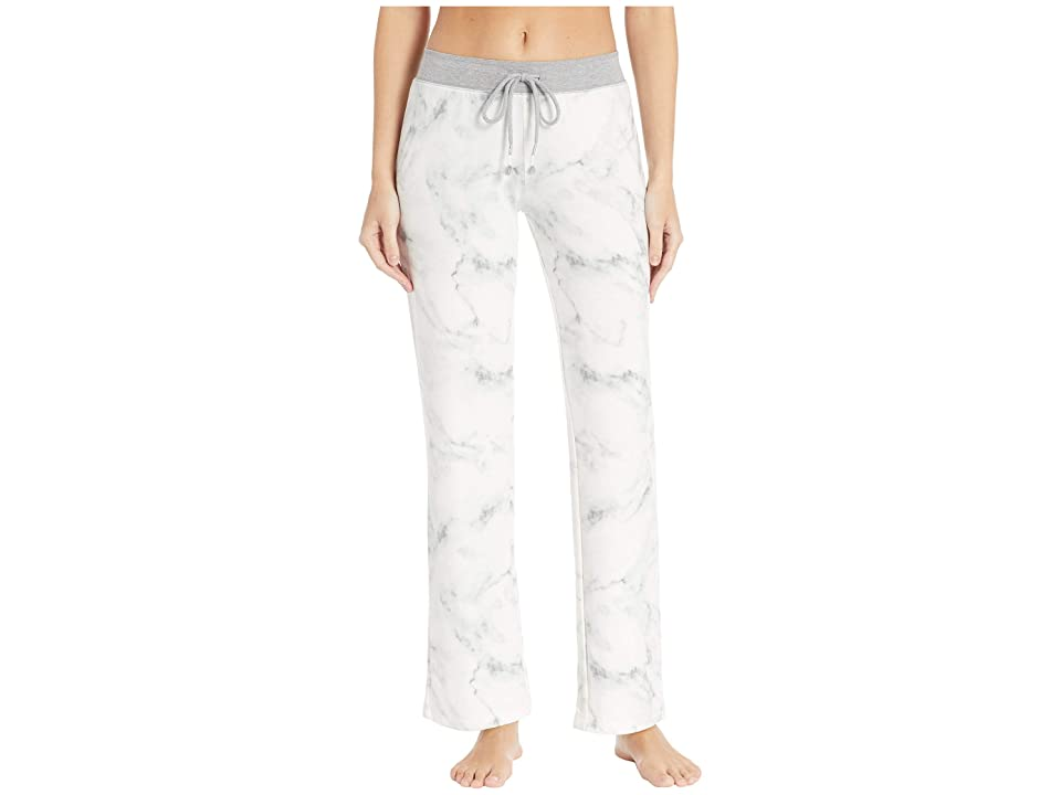 P.J. Salvage Marble Lounge Pants (Ivory) Women