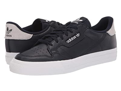 adidas Originals Continental Vulc (Legend Ink/Legend Ink/Grey One F17) Men