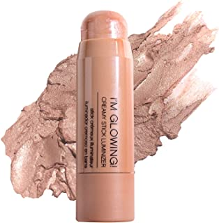 Palladio I'm Glowing Creamy Stick Luminizer, Limelight