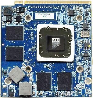 Original Graphics Card GPU Replacement、for Apple iMac Core 2 Duo 2.0 20-インチA1224 MA876LLインチデスクトップパソコンコンピューター、 ATI Mobility Radeon HD 2400 XT GDDR3 128MB MXM グラフィックボード修理部品