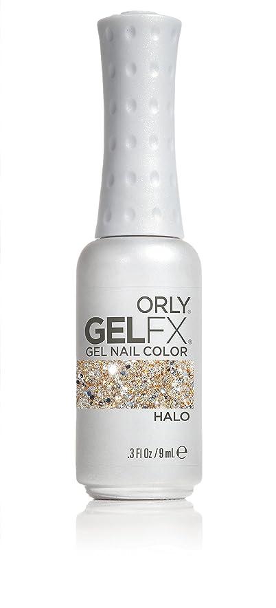 ワゴン経過コアOrly GelFX Gel Polish - Halo - 0.3oz / 9ml