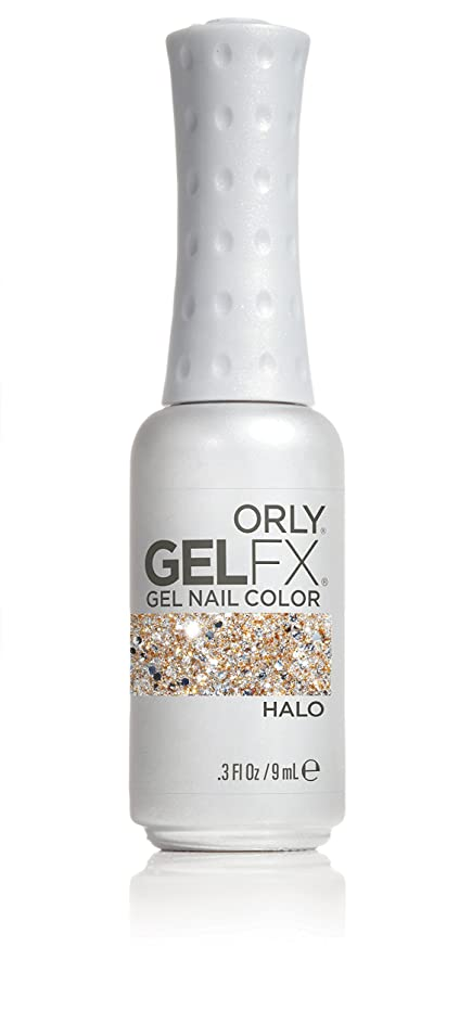 寄託痴漢信者Orly GelFX Gel Polish - Halo - 0.3oz / 9ml