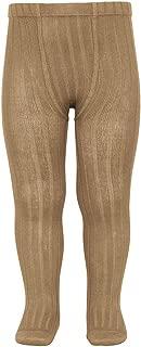 Condor 儿童连裤袜 螺纹连裤袜(全65色) 米色·棕色系 Tobacco(タバコ) 8(7歳~8歳)
