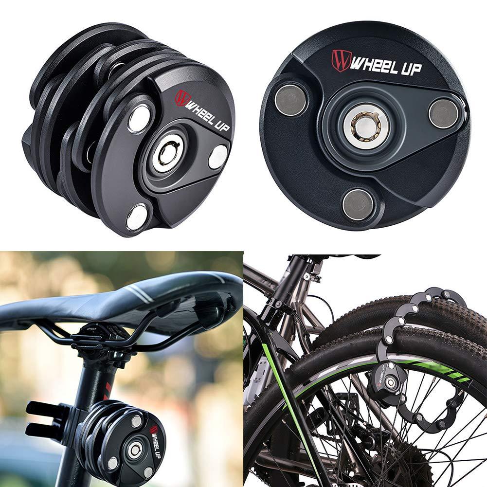 Accesorios de Ciclismo, aleación de Zinc, antirrobo, para ...