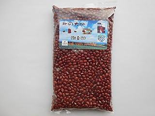 北海道十勝産 小豆(エリモショウズ)エコファーマー認証 450g 簡単レシピ付き