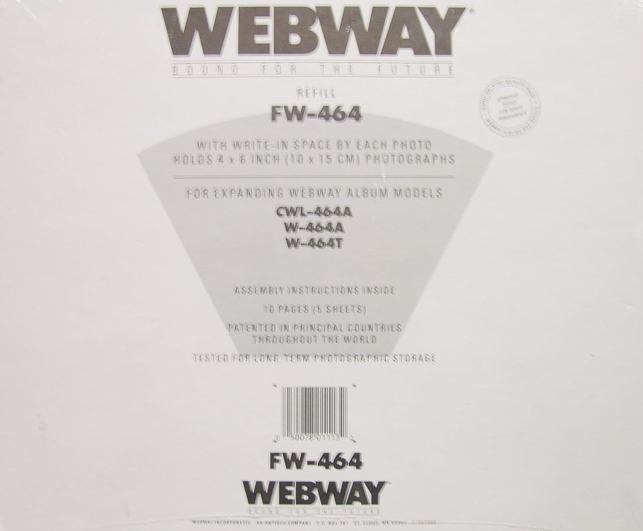 WEBWAY Refill FW-464