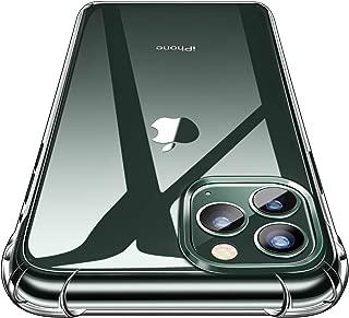 mobile store Armor Soft iPhone 11 Pro Uyumlu Kılıf, Darbe Karşıtı Koruyucu Şeffaf Silikon