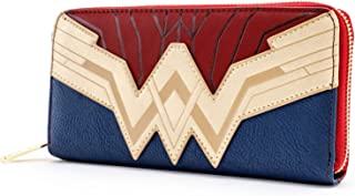 Loungefly Wonder Woman Saffiano Faux Leather Wallet