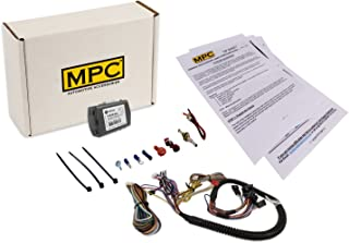 MPC Plug-n-Play OEM Remote Activated Remote Start Kit for 2014-2018 GMC Sierra 1500 - with T-Harness and FlashLink Updater