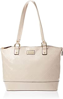 U.S. Polo Assn. Satchel for Women- Ivory