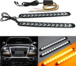 SOCAL-LED 2x Arrow LED DRL Switchback Strips 10